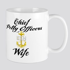 CPO Wife Mug