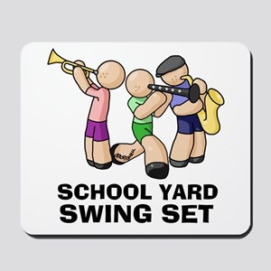 Swing Set Mousepad