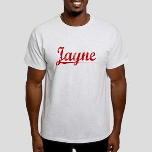 Jayne, Vintage Red Light T-Shirt