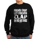One and Three dk Sweatshirt (dark)