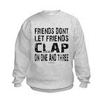 One and Three Kids Sweatshirt