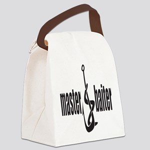 master-baiter Canvas Lunch Bag