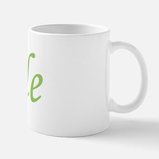 Bride (green) Mug