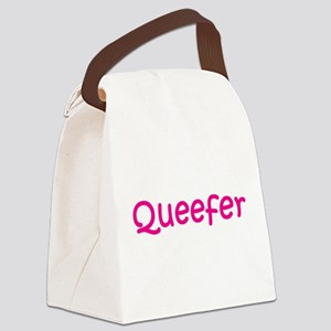 queefer Canvas Lunch Bag