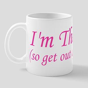 I'm The Bride! Mug