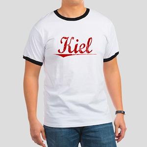 Kiel, Vintage Red Ringer T