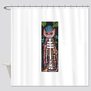 El Gato Shower Curtain