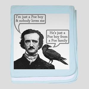 Poe Boy baby blanket