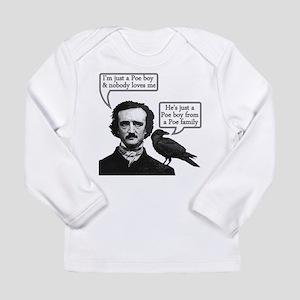 Poe Boy Long Sleeve Infant T-Shirt