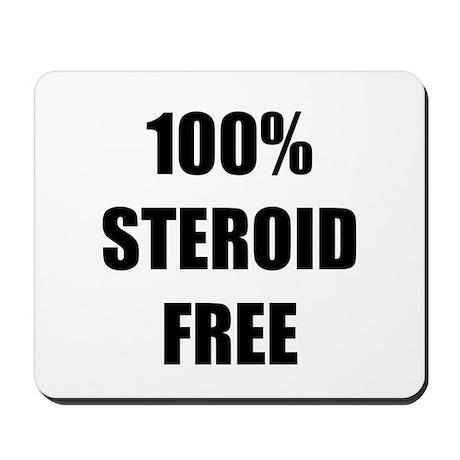 Steroid Free Mousepad