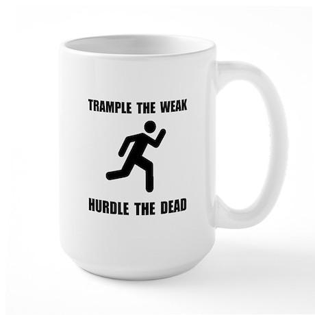 Trample Hurdle Large Mug