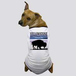 Bison Dog T-Shirt