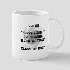 Voted Time Travel Mug