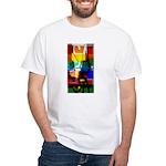 SA5K Adelaide White T-Shirt