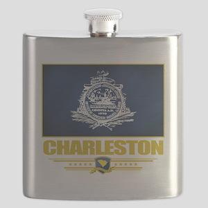 Charleston (Flag 10) Flask