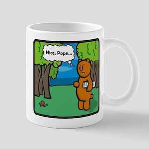Pope Poops Mug
