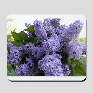 Lilac Lilac Mousepad