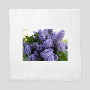 Lilac Lilac Queen Duvet