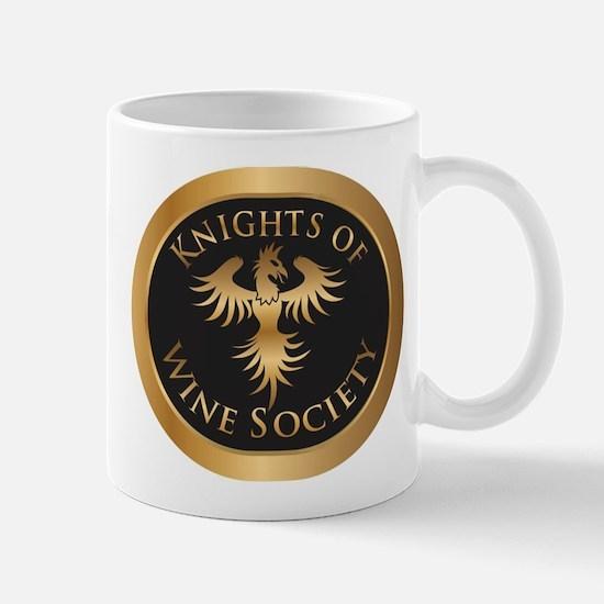 Knights of Wine Society Mug