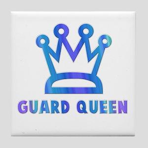 Guard Queen Tile Coaster