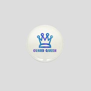 Guard Queen Mini Button (10 pack)