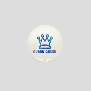 Guard Queen Mini Button