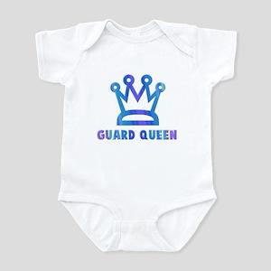 Guard Queen Infant Bodysuit