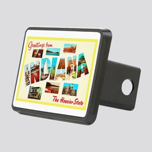 Indiana Greetings Rectangular Hitch Cover