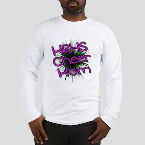 MRHS Cheer Mom Long Sleeve T-Shirt