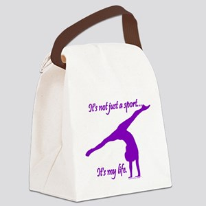 Gymnastics Lunch Bag