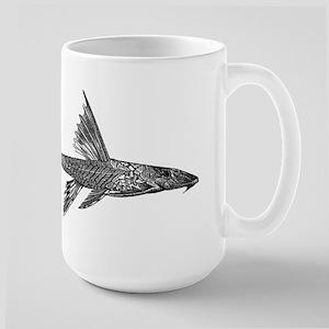 Whiptail Catfish Large Mug