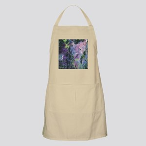 Wisteria Abstract Light Apron