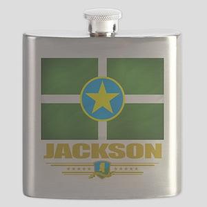 Jackson (Flag 10) Flask