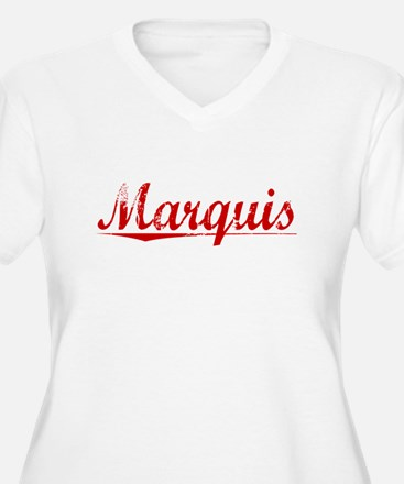 Marquis, Vintage Red T-Shirt
