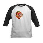SA5K retro beach Kids Baseball Jersey