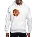 SA5K retro beach Hooded Sweatshirt