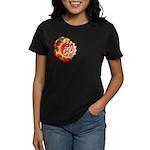 SA5K retro beach Women's Dark T-Shirt