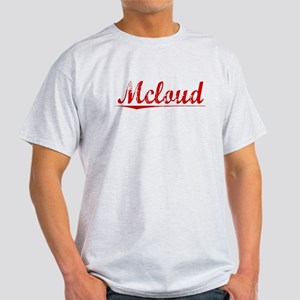 Mcloud, Vintage Red Light T-Shirt