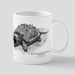 Alligator Snapping Turtle Mug