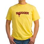 Slugger boxing Yellow T-Shirt