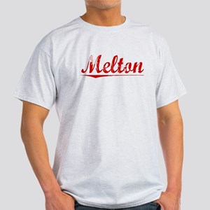 Melton, Vintage Red Light T-Shirt