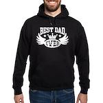 Best Dad Ever Hoodie (dark)