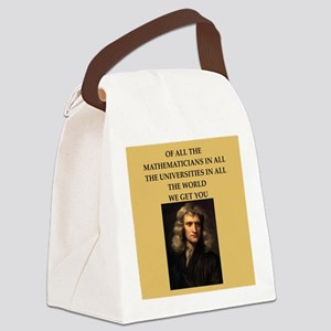 9 Canvas Lunch Bag