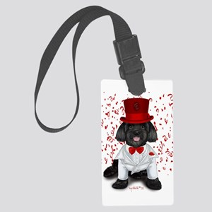 Havanese Cuba Bond Large Luggage Tag