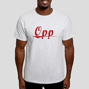 Opp, Vintage Red Light T-Shirt
