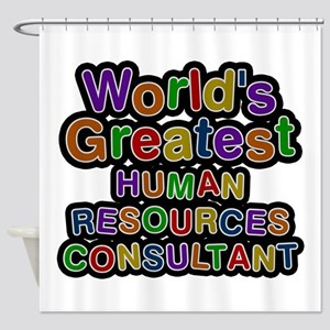 World's Greatest HUMAN RESOURCES CONSULTANT Shower