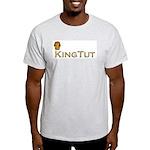 King Tut Ash Grey T-Shirt