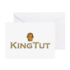 King Tut Greeting Cards (Pk of 10)