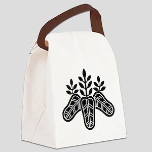 regent paulownia Canvas Lunch Bag