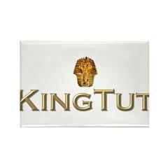 King Tut Rectangle Magnet (100 pack)